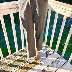 Pants - SPORTY ST JOHN COLLECTION GRAY PANTS SZ 8 USA